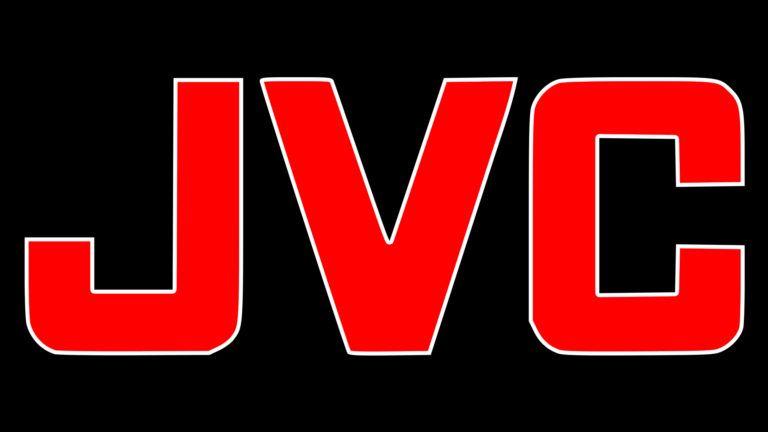 JVC symbol.