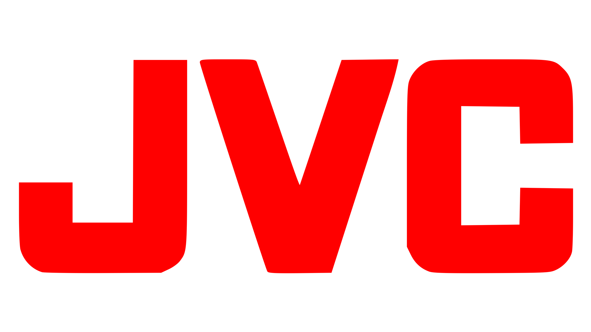 Meaning JVC logo and symbol.