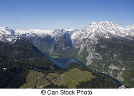 Stock Images of Konigsee.