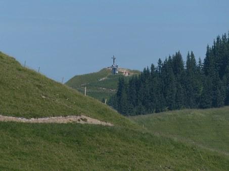 Alpine, Crossing.