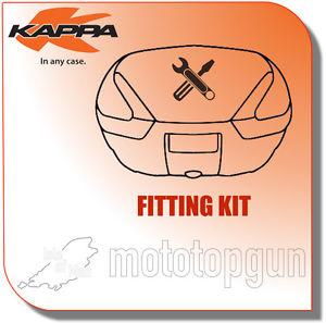 FITTING KIT KAPPA = GIVI MONOKEY SIDE KLR692 BMW K 1300 S 2009 09.