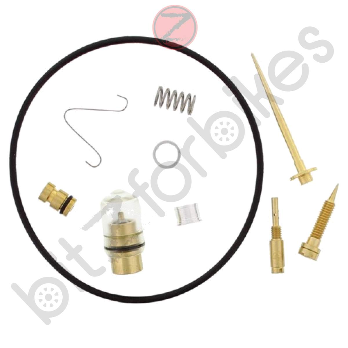 Carb Carburettor Repair Kit JMP Honda CB 250 K4 1972.