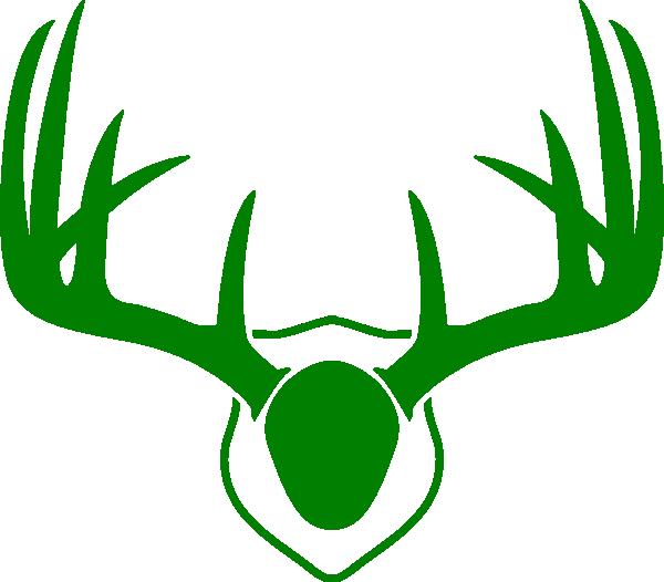 Green Horns Clip Art at Clker.com.