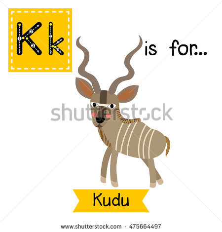 Baby Kudu Stock Photos, Royalty.