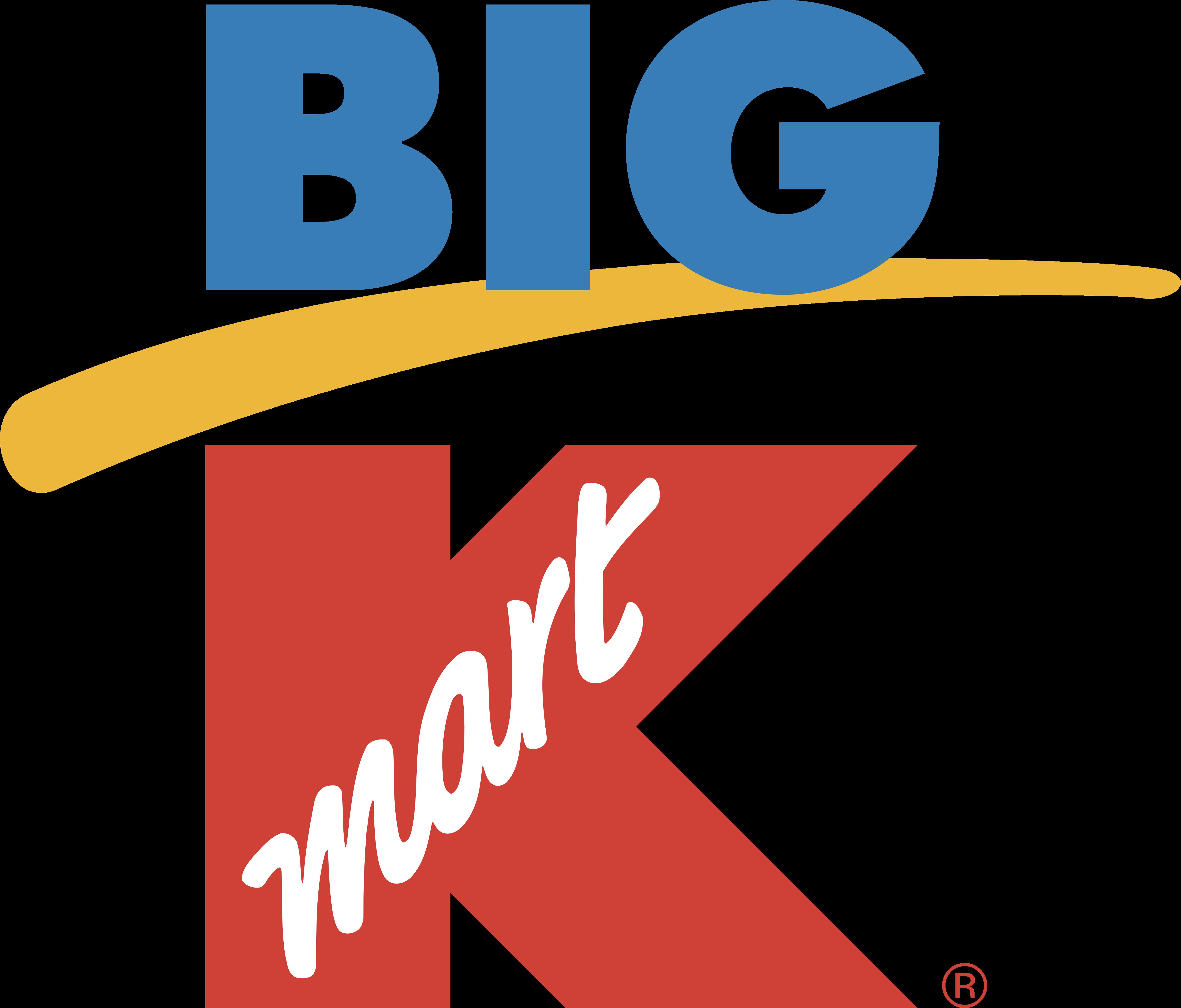 K Mart.