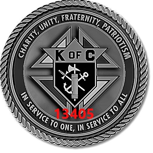 KofC 13405 (@KofC13405).
