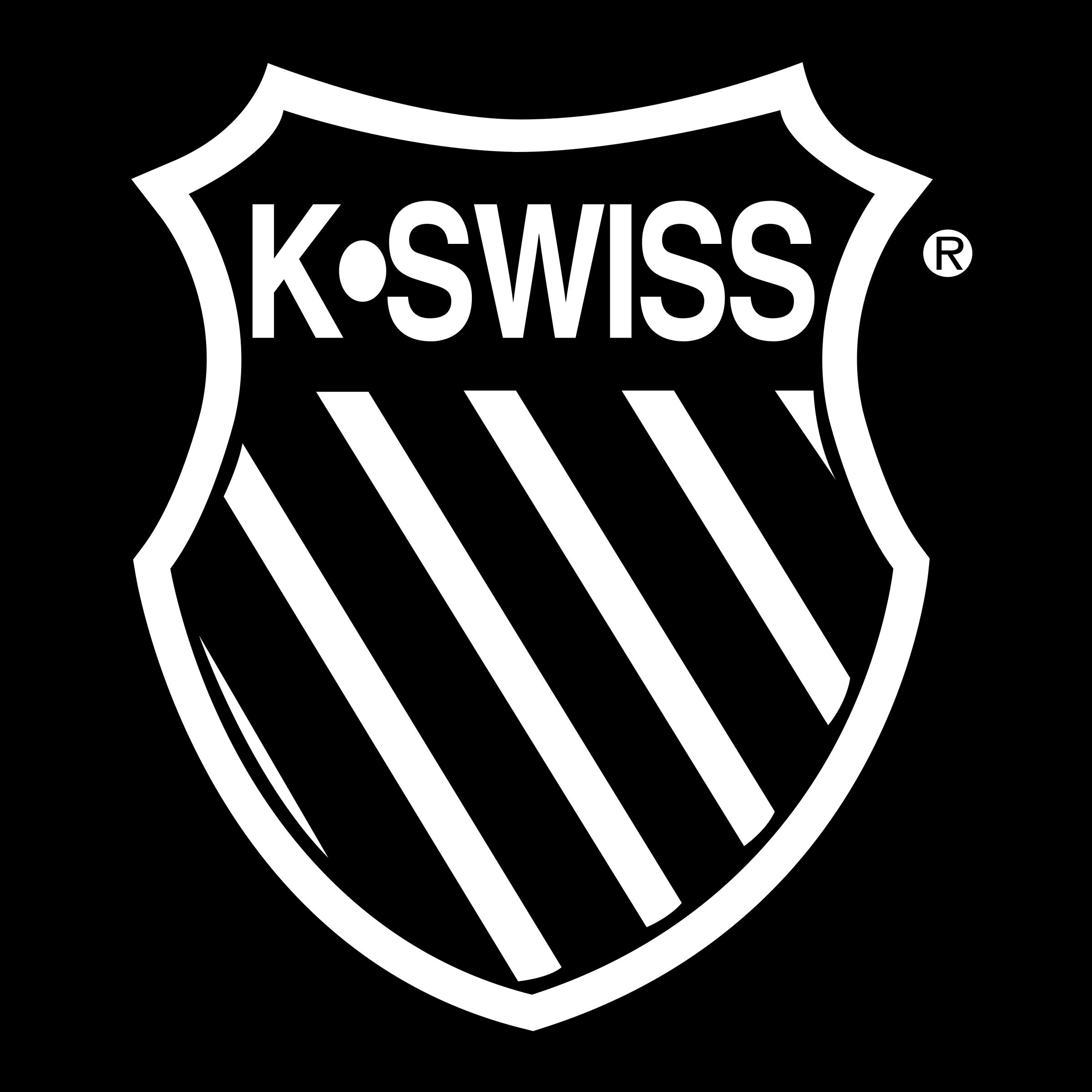 K Swiss Logo PNG Transparent & SVG Vector.
