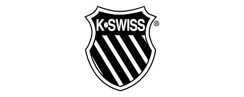 K swiss Logos.