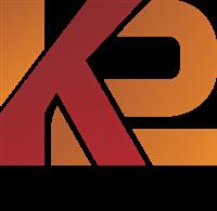 K2 Letter Logo Vector (.AI) Free Download.