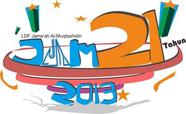 "Jamaah AlMuqtashidin on Twitter: ""MILAD LDF JAM FE UII k21."