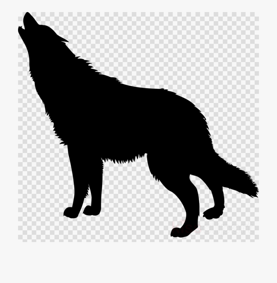 Wolf Dog Silhouette Clipart German Shepherd Clip Art.