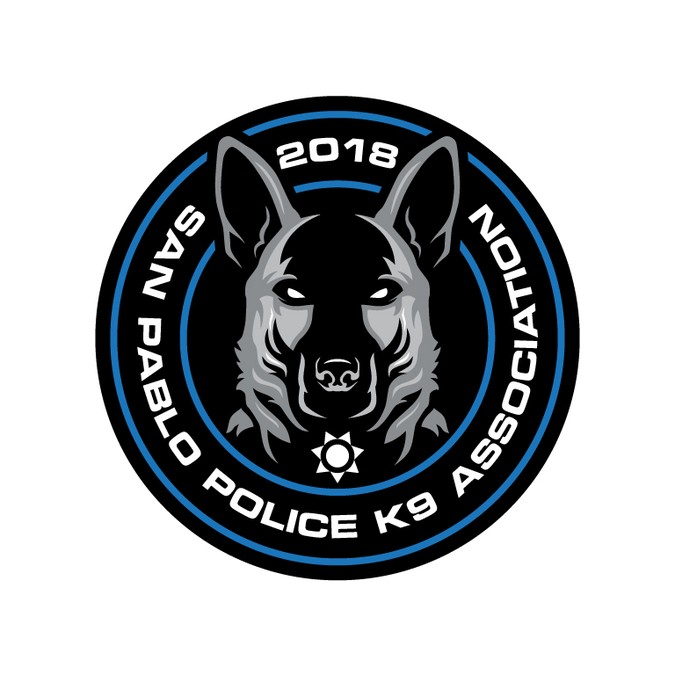 LAW ENFORCEMENT K9 LOGO NEEDED!!.