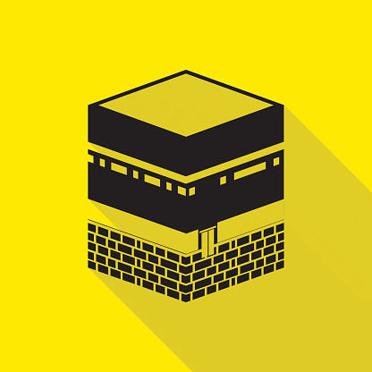 Kaaba In Mecca Clip Art Clip Art, Vector Images & Illustrations.