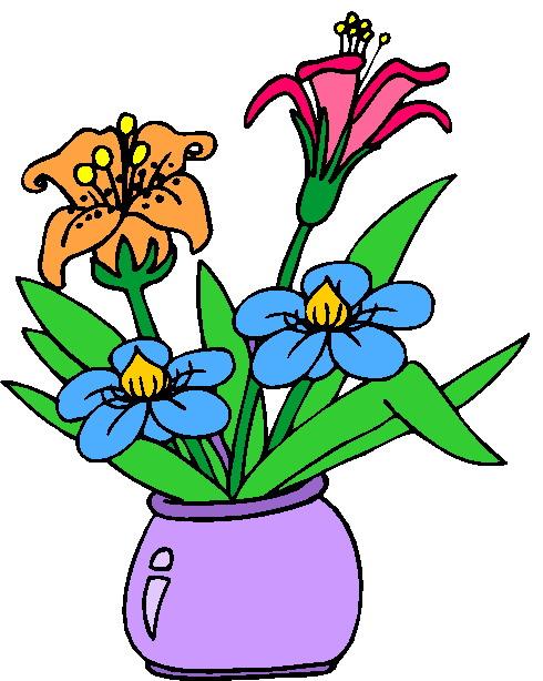 Art Clip Flowers.