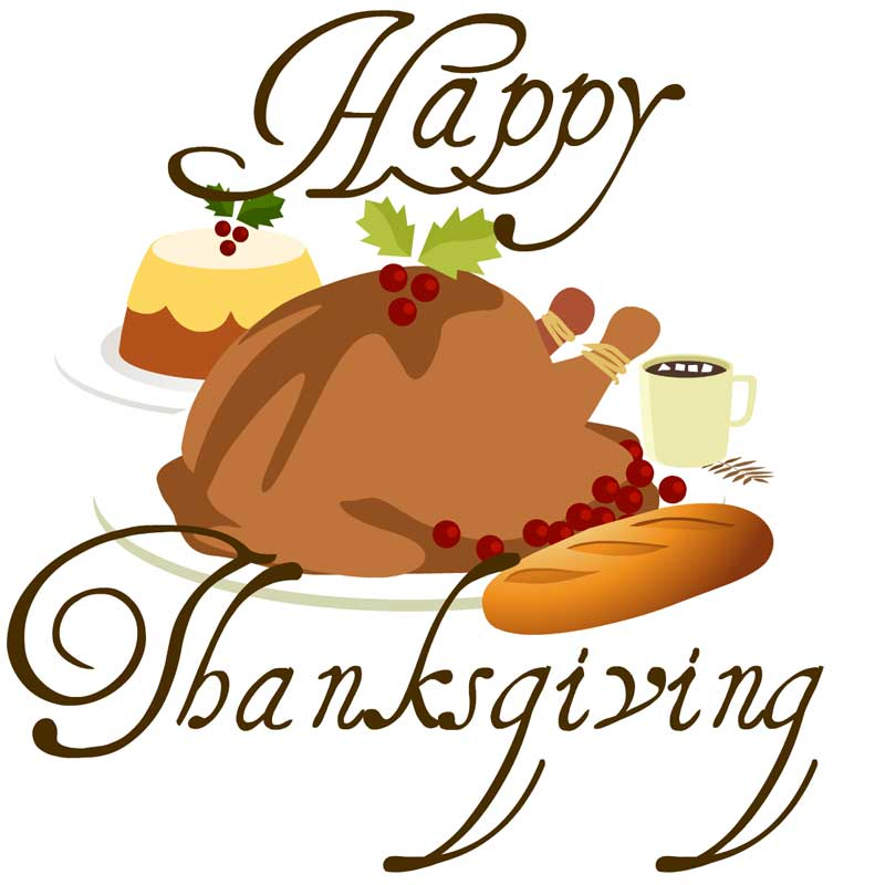 Free Clipart For Thanksgiving.