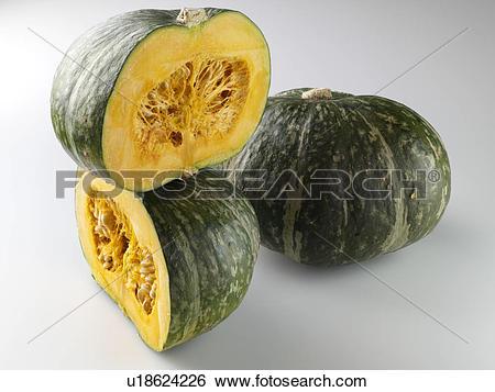 Stock Images of Kabocha Squash u18624226.