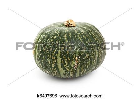 Stock Images of Kabocha Squash k6497696.