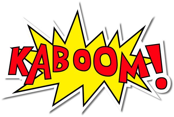 Showing post & media for Cartoon kaboom clip art.