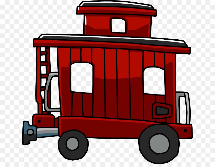 Train Cartoon png download.