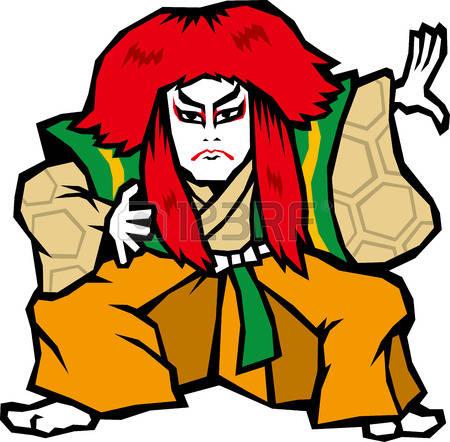 173 Kabuki Cliparts, Stock Vector And Royalty Free Kabuki.