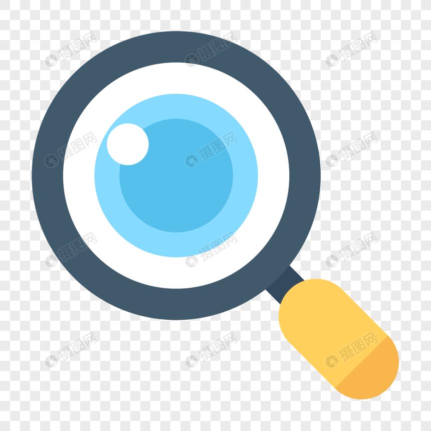 ikon kaca pembesar gambar unduh gratis_imej 400513973_Format PNG_my.