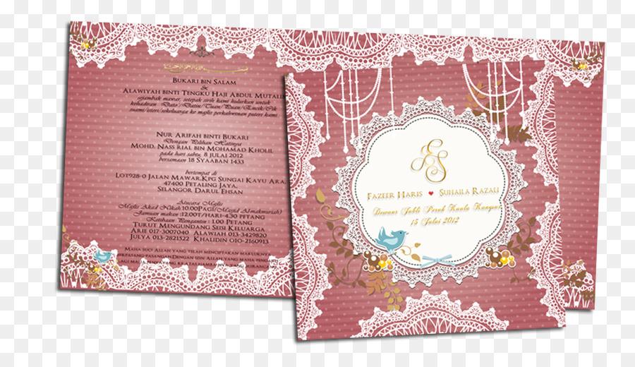 Wedding Invitation Background png download.
