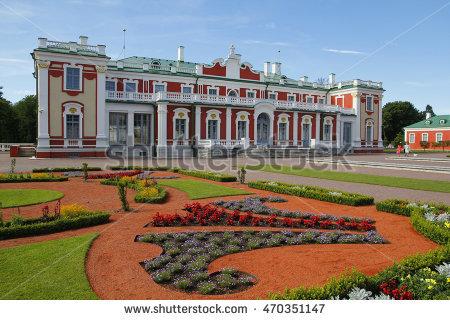 Kadriorg Palace Stock Photos, Royalty.