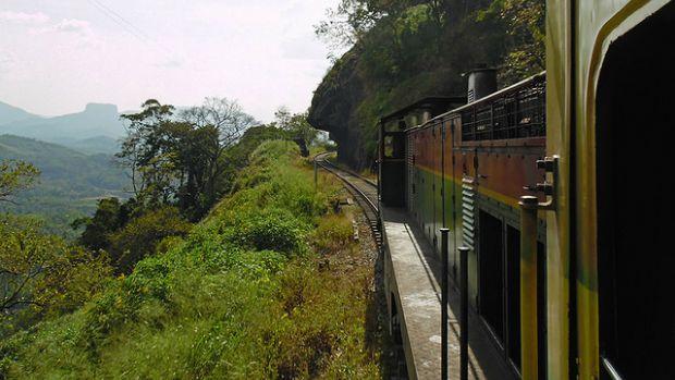 Kandy — Colombo Train Ride.