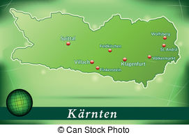 Kaernten Clip Art and Stock Illustrations. 64 Kaernten EPS.