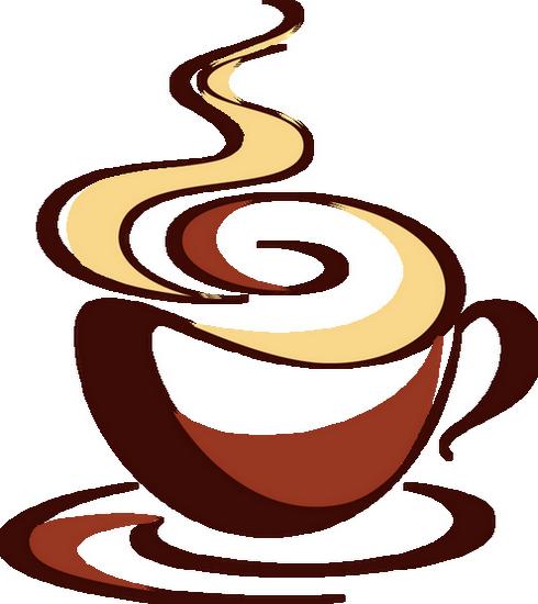Tasse de café png, dessin.
