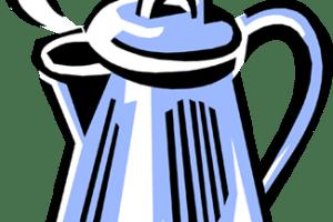 Kaffeekanne clipart » Clipart Portal.