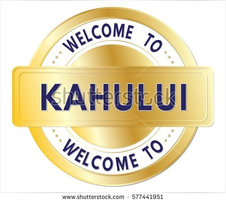 Kahului Stock Images, Royalty.