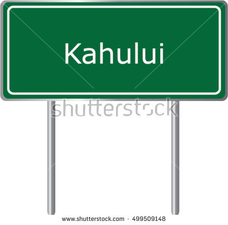Kahului Stock Photos, Royalty.