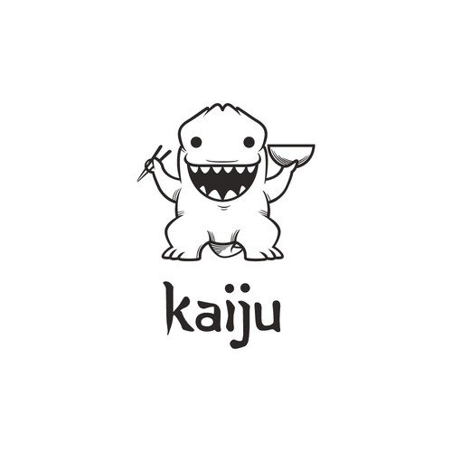 Kaiju Asian Kitchen needs a logo.