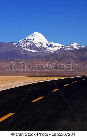 Mount kailash clipart.