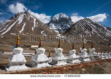 Mount kailash pictures clipart.