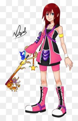 Free download Kingdom Hearts III Kairi Roxas.