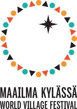 Maailma kylässä (World Village Festival) at Kaisaniemi Park.