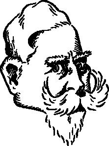Kaiser Wilhelm Clip Art at Clker.com.