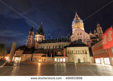 Kaiserdom Stock Images, Royalty.