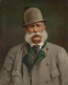 EMPEROR FRANZ JOSEF.