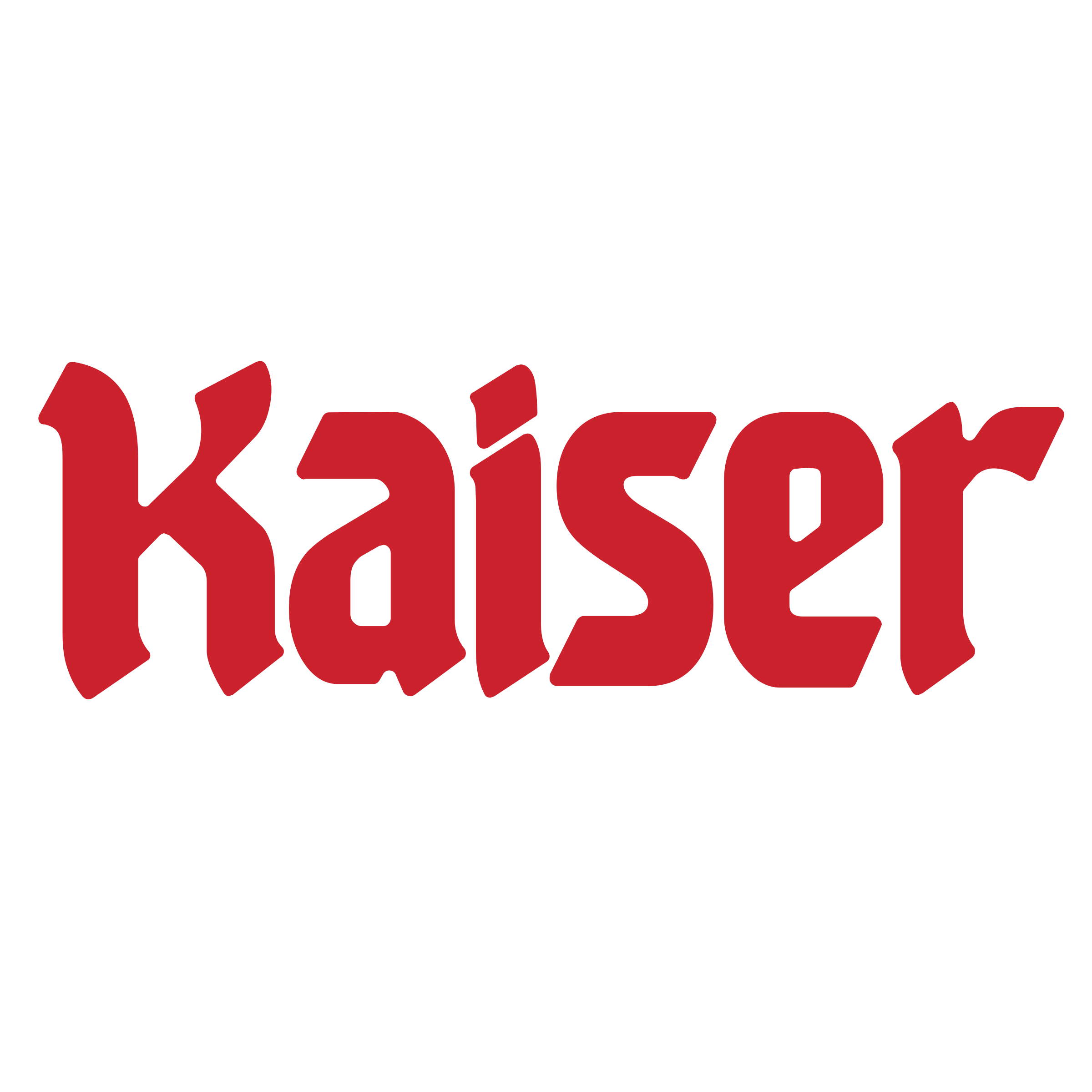 Kaiser Logo PNG Transparent & SVG Vector.