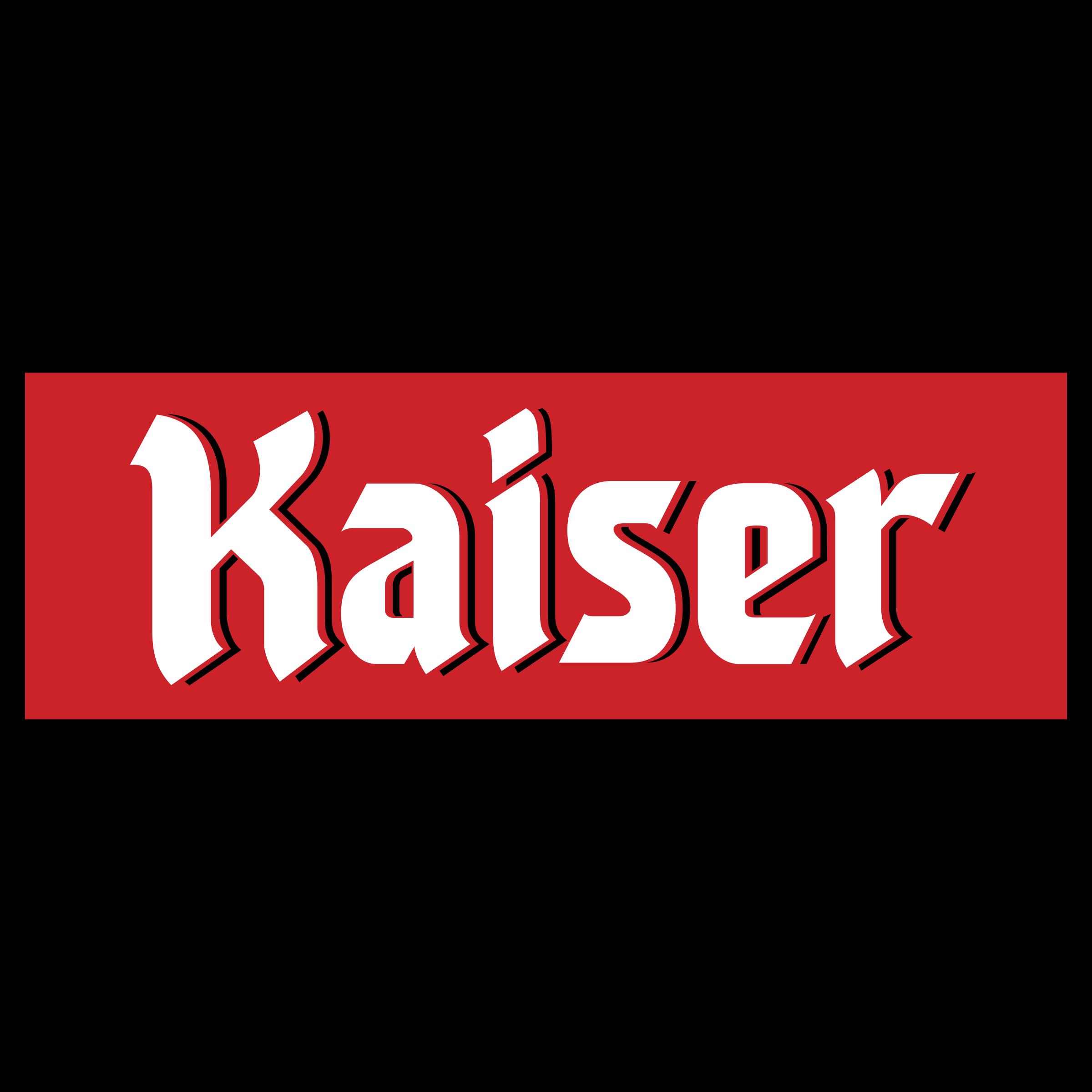 Kaiser Cerveja Logo PNG Transparent & SVG Vector.