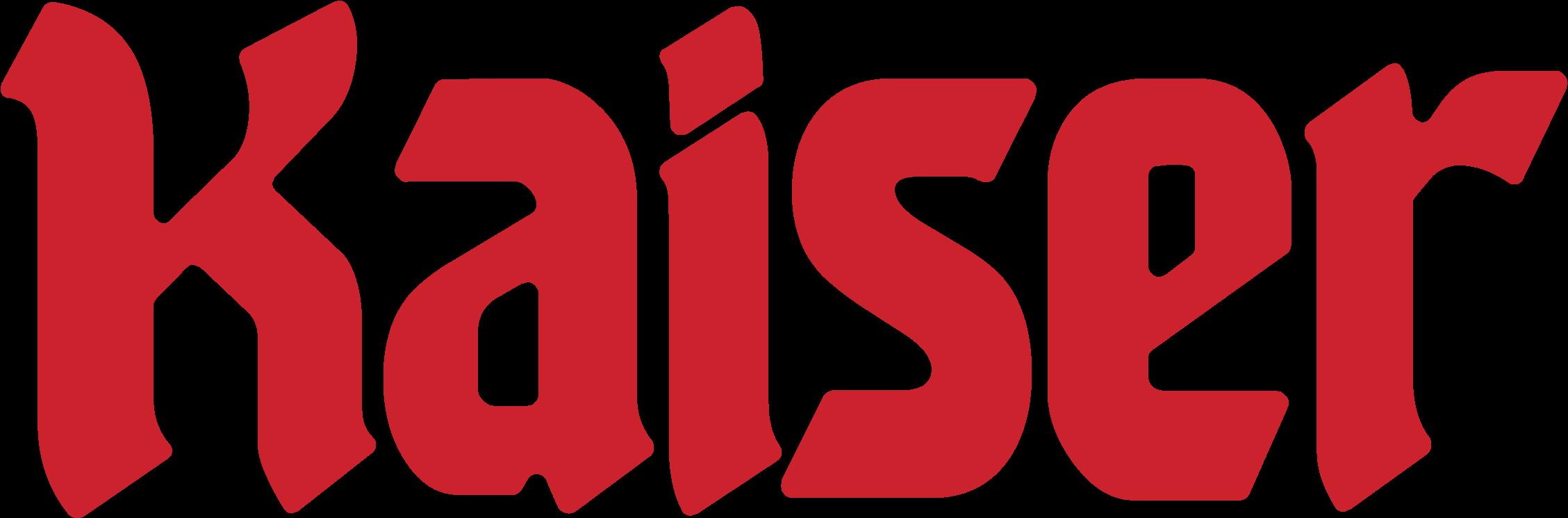 HD Kaiser Logo Png Transparent.