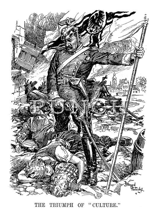 Kaiser Wilhelm Ii Cartoon.