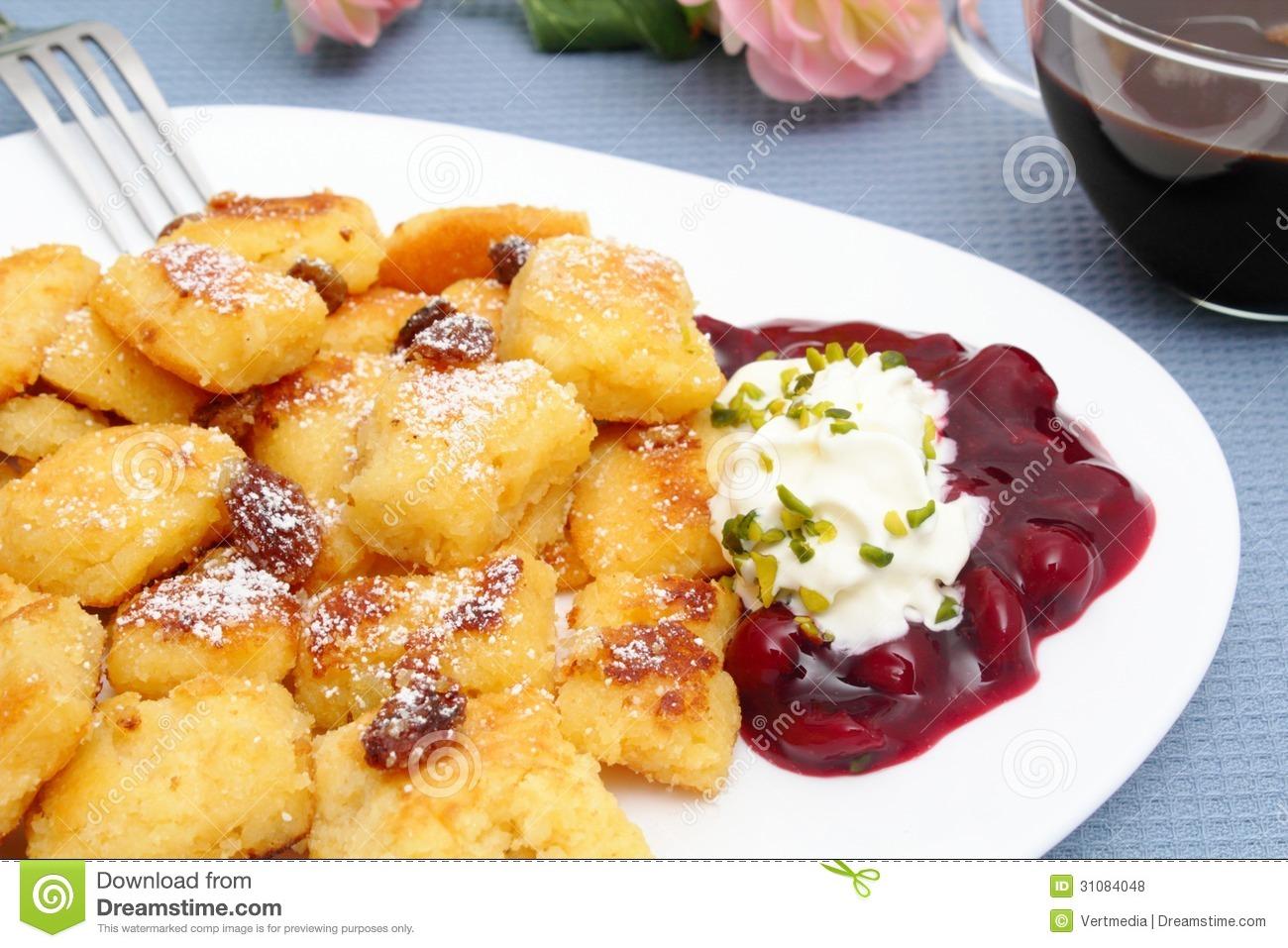 Sugared Pancake.