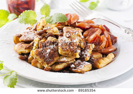 Austrian Food Stock Photos, Royalty.