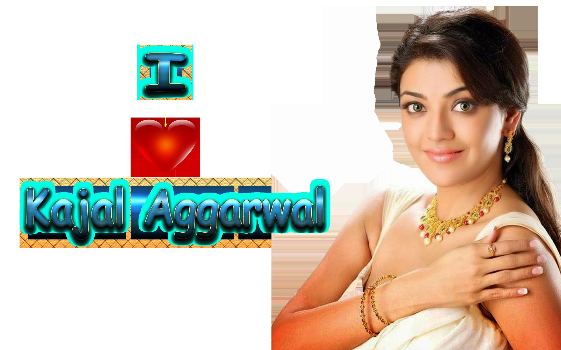 Kajal Aggarwal PNG Transparent Images Free Download.