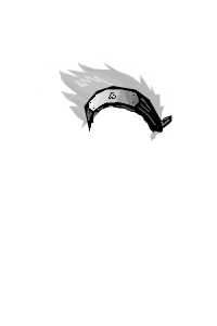 Kakashi hair download free clipart with a transparent.