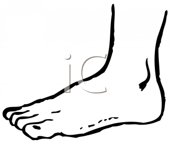 Foot 20clipart.